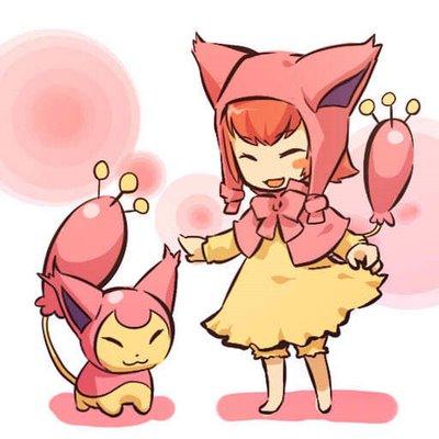 Skitty the wariorress dungeons pokemon - Pokemon skitty ...